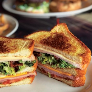 EB Club Sandwich
