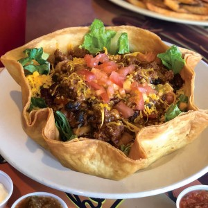 taco salad emerson biggins old town